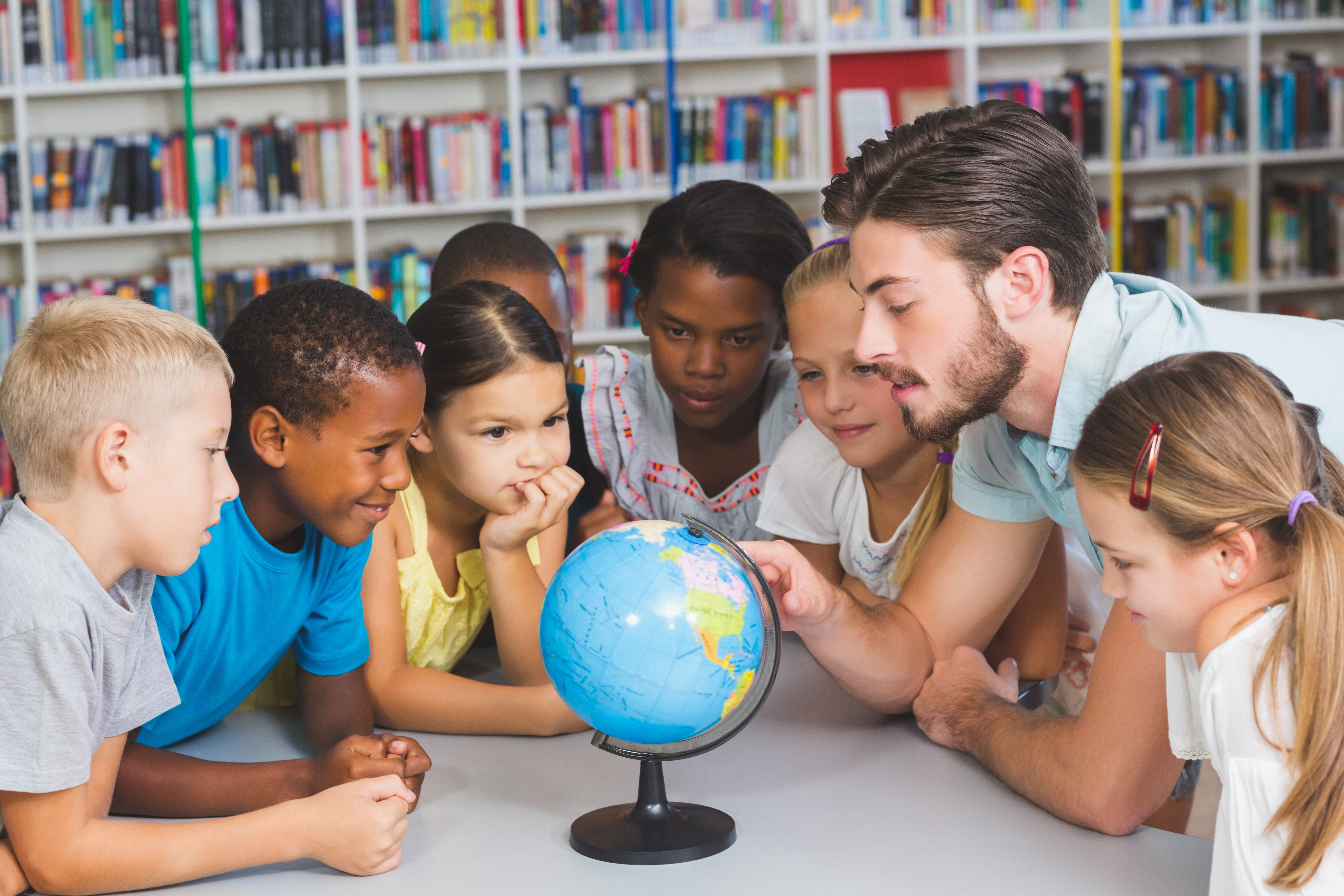 Teach cultural awareness in the classroom
