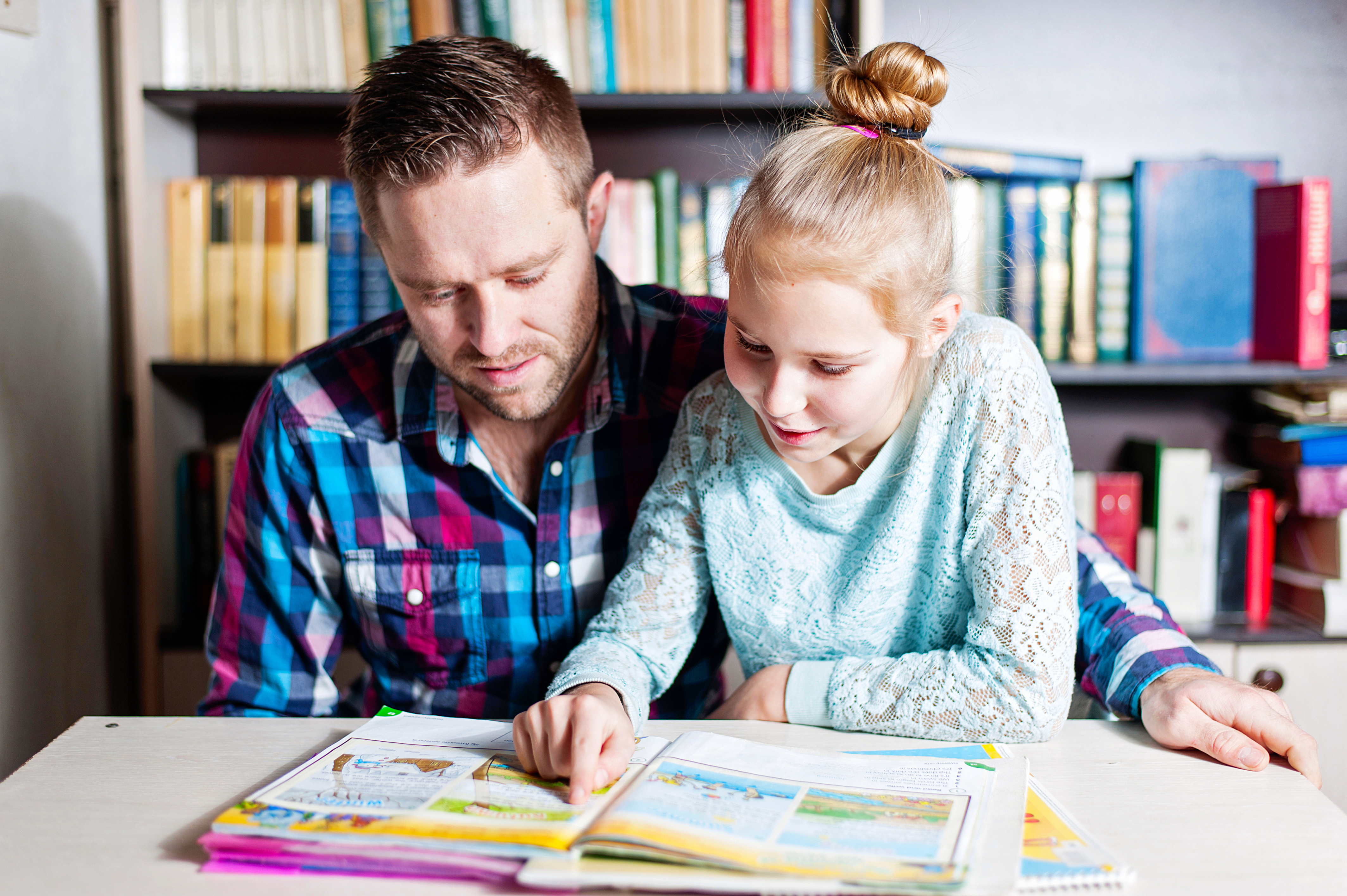 A benefit of homeschooling is customized lesson plans